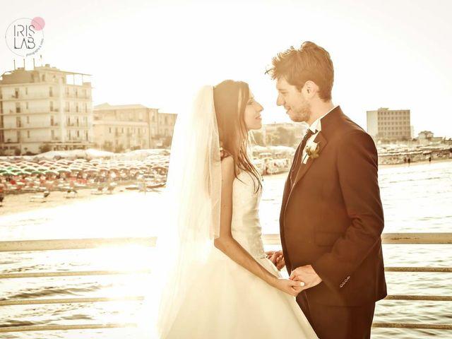 Il matrimonio di Alessandro e Natascia a Mondolfo, Pesaro - Urbino 2
