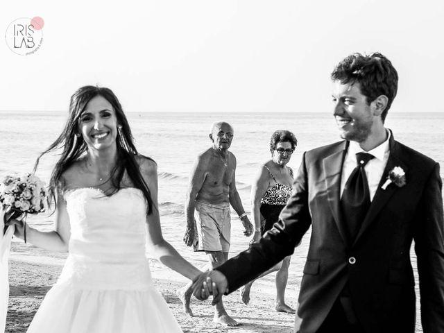 Il matrimonio di Alessandro e Natascia a Mondolfo, Pesaro - Urbino 41
