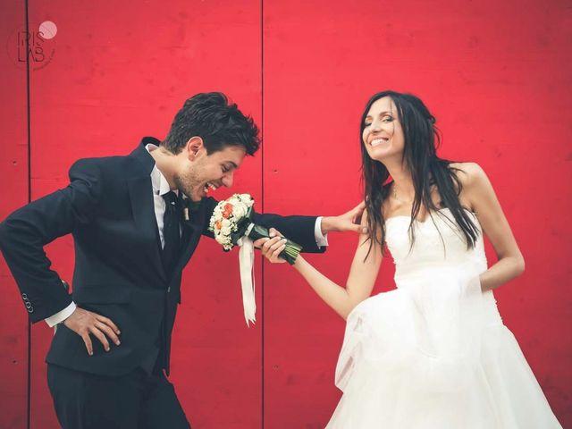 Il matrimonio di Alessandro e Natascia a Mondolfo, Pesaro - Urbino 43