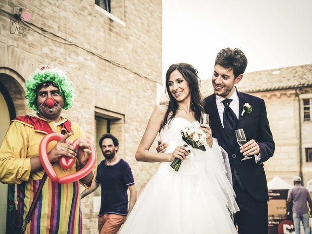 Il matrimonio di Alessandro e Natascia a Mondolfo, Pesaro - Urbino 47
