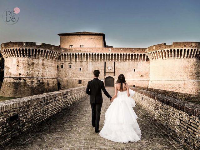 Il matrimonio di Alessandro e Natascia a Mondolfo, Pesaro - Urbino 48