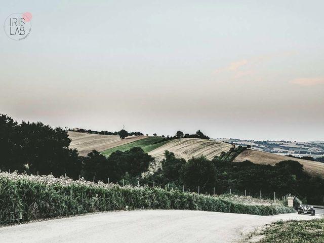 Il matrimonio di Alessandro e Natascia a Mondolfo, Pesaro - Urbino 51