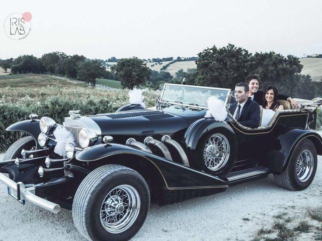 Il matrimonio di Alessandro e Natascia a Mondolfo, Pesaro - Urbino 52