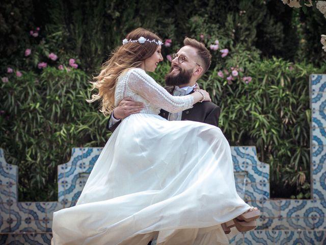 Le nozze di Carla e Andrea