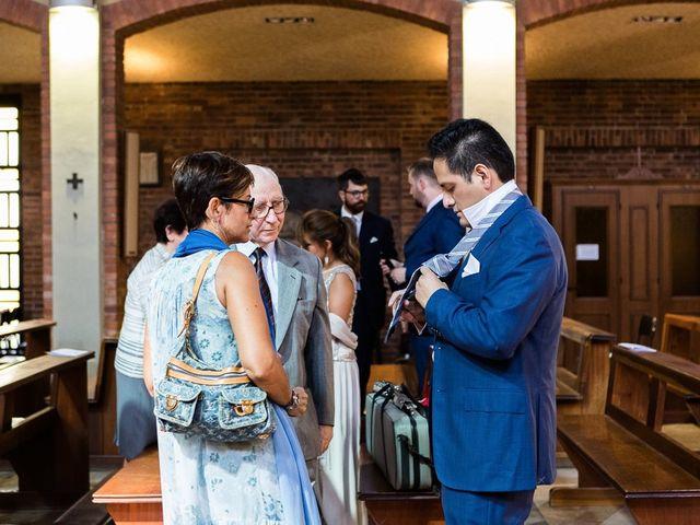 Il matrimonio di Stefano e Rosamaria a Pavia, Pavia 22