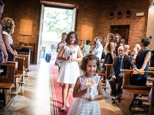Il matrimonio di Stefano e Rosamaria a Pavia, Pavia 25