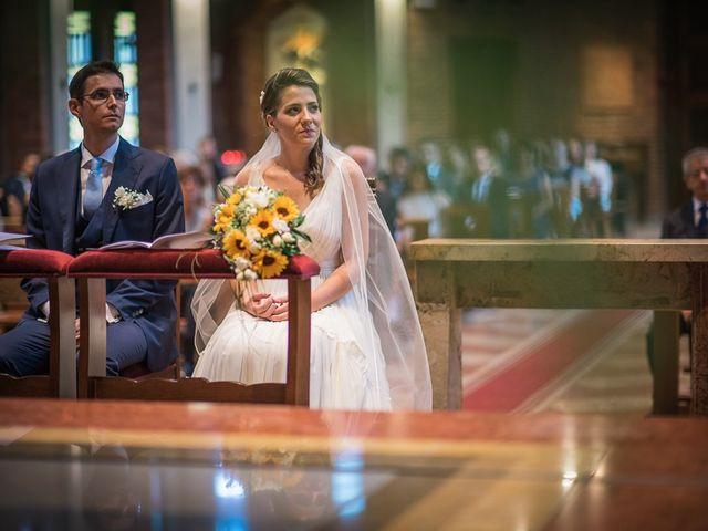Il matrimonio di Stefano e Rosamaria a Pavia, Pavia 35