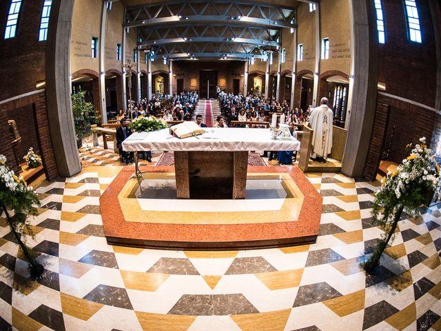 Il matrimonio di Stefano e Rosamaria a Pavia, Pavia 36