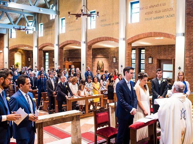 Il matrimonio di Stefano e Rosamaria a Pavia, Pavia 41