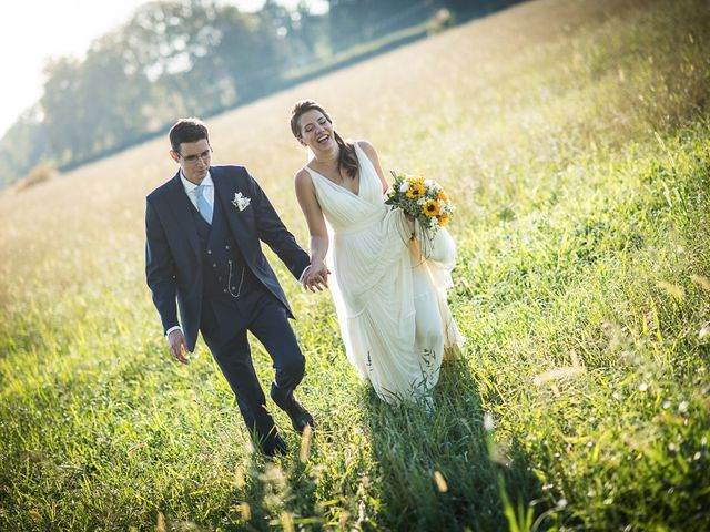 Il matrimonio di Stefano e Rosamaria a Pavia, Pavia 1