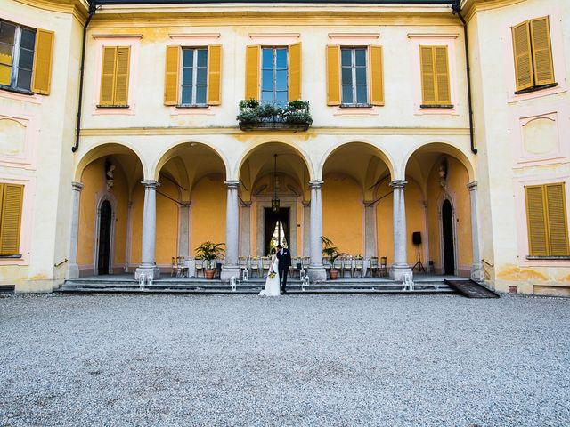 Il matrimonio di Stefano e Rosamaria a Pavia, Pavia 73