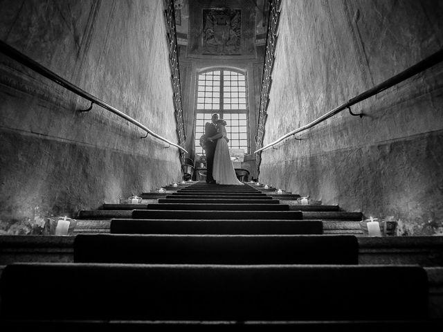 Il matrimonio di Stefano e Rosamaria a Pavia, Pavia 75