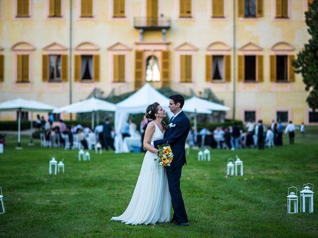 Il matrimonio di Stefano e Rosamaria a Pavia, Pavia 78