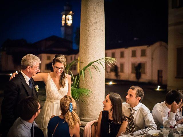 Il matrimonio di Stefano e Rosamaria a Pavia, Pavia 91