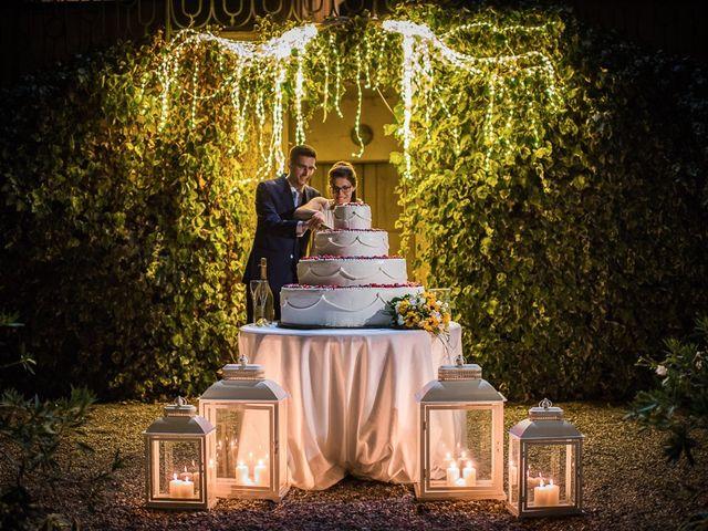 Le nozze di Rosamaria e Stefano