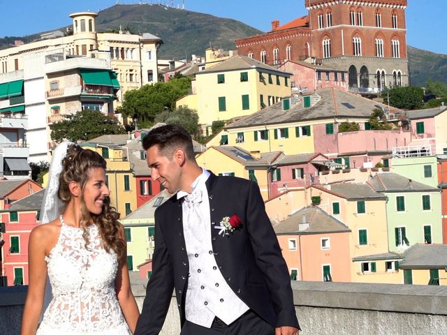 Il matrimonio di Franco e Maria a Genova, Genova 2