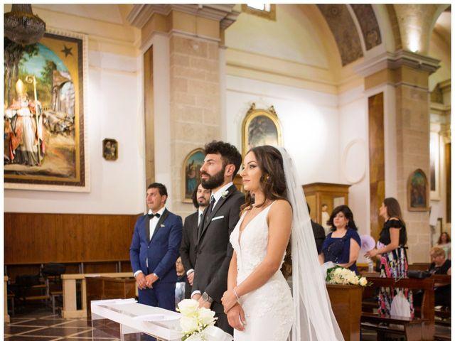 Il matrimonio di Andrea e Anna a Andria, Bari 7