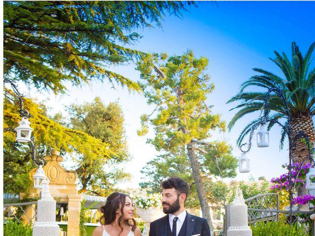 Il matrimonio di Andrea e Anna a Andria, Bari 13