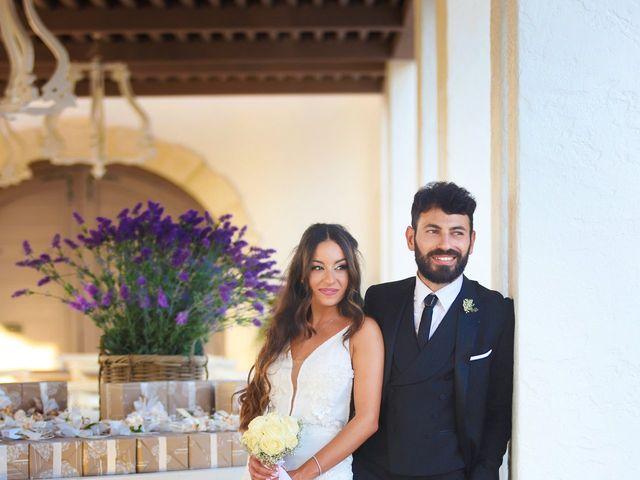 Il matrimonio di Andrea e Anna a Andria, Bari 14