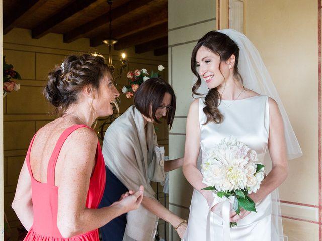 Il matrimonio di Claudio e Caterina a Filago, Bergamo 6