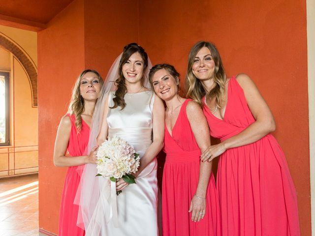 Il matrimonio di Claudio e Caterina a Filago, Bergamo 8