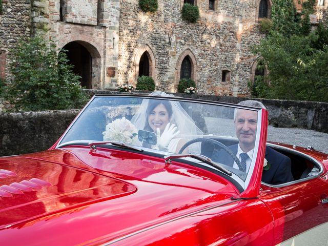 Il matrimonio di Claudio e Caterina a Filago, Bergamo 12