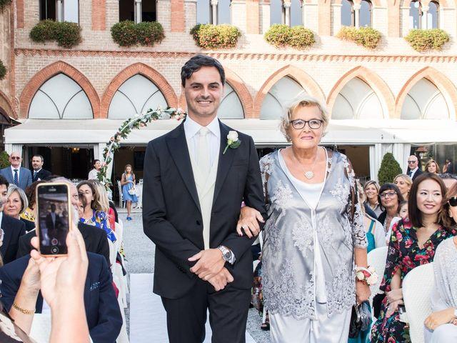 Il matrimonio di Claudio e Caterina a Filago, Bergamo 13