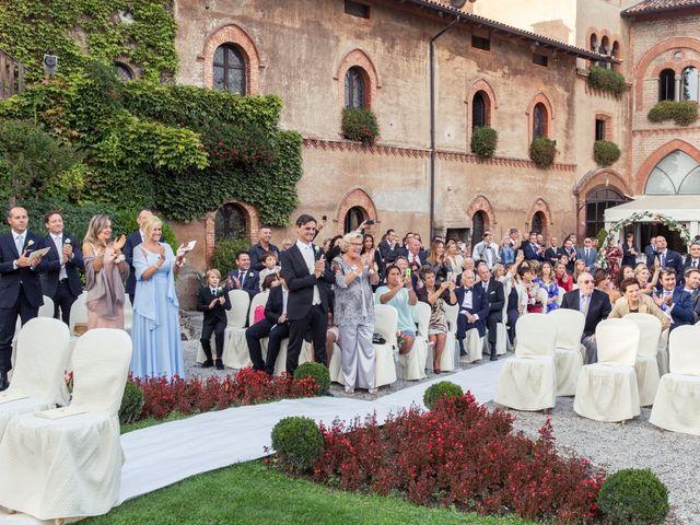 Il matrimonio di Claudio e Caterina a Filago, Bergamo 14