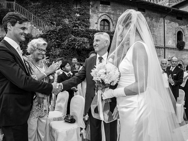 Il matrimonio di Claudio e Caterina a Filago, Bergamo 18