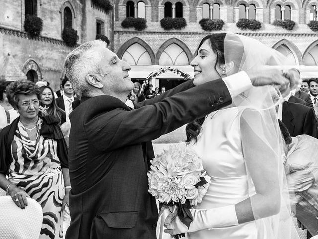 Il matrimonio di Claudio e Caterina a Filago, Bergamo 19