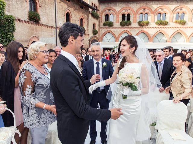 Il matrimonio di Claudio e Caterina a Filago, Bergamo 20