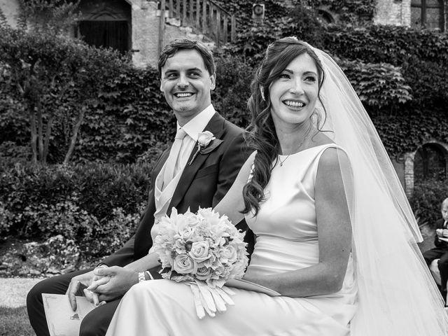 Il matrimonio di Claudio e Caterina a Filago, Bergamo 21