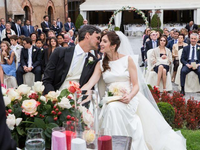 Il matrimonio di Claudio e Caterina a Filago, Bergamo 22