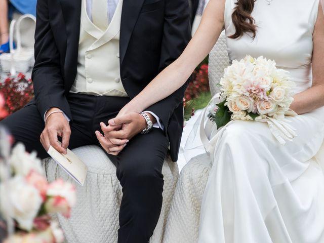 Il matrimonio di Claudio e Caterina a Filago, Bergamo 23
