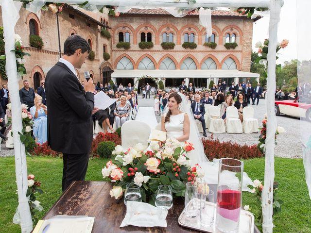 Il matrimonio di Claudio e Caterina a Filago, Bergamo 24