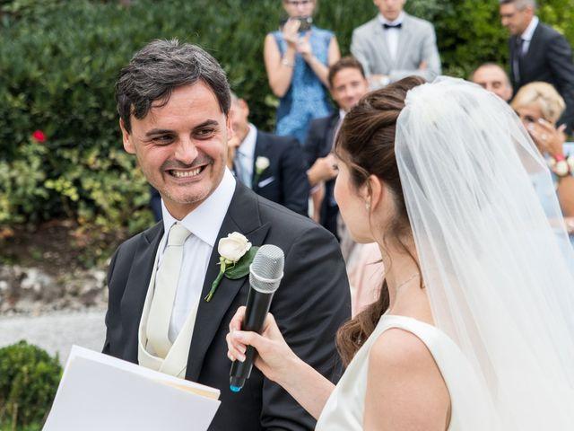 Il matrimonio di Claudio e Caterina a Filago, Bergamo 26