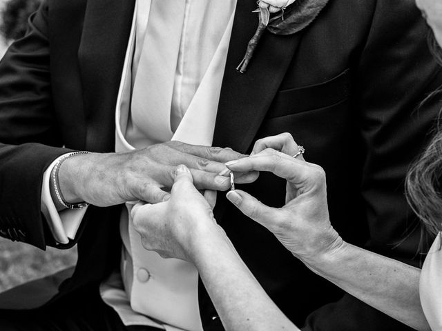 Il matrimonio di Claudio e Caterina a Filago, Bergamo 28