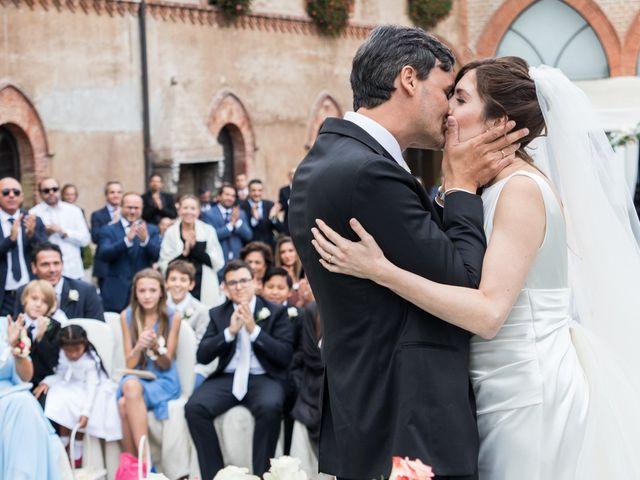 Il matrimonio di Claudio e Caterina a Filago, Bergamo 29