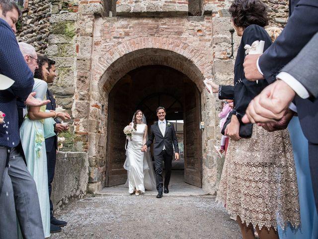 Il matrimonio di Claudio e Caterina a Filago, Bergamo 30