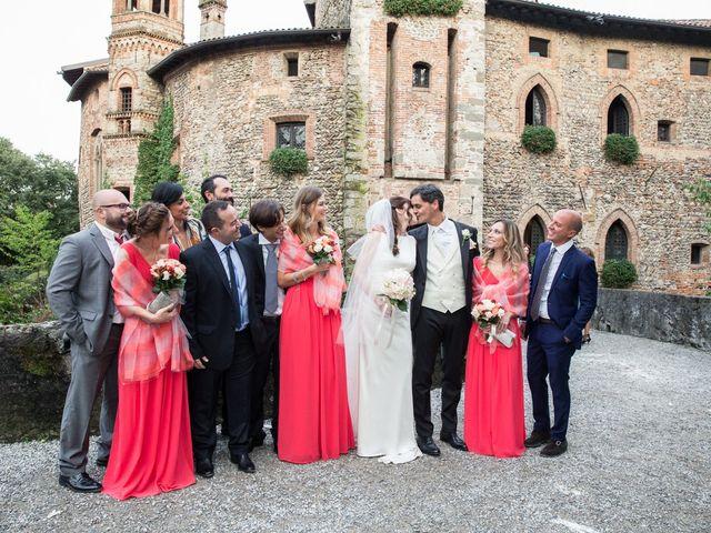 Il matrimonio di Claudio e Caterina a Filago, Bergamo 31