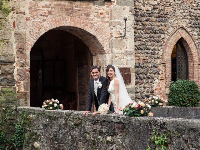 Il matrimonio di Claudio e Caterina a Filago, Bergamo 33