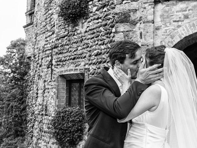 Il matrimonio di Claudio e Caterina a Filago, Bergamo 34