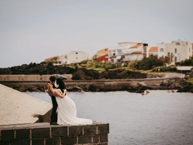 Il matrimonio di Marisa e Ignazio a Acireale, Catania 1