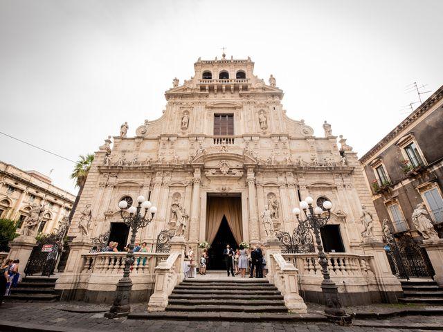 Il matrimonio di Marisa e Ignazio a Acireale, Catania 39