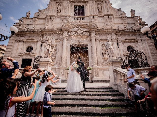 Il matrimonio di Marisa e Ignazio a Acireale, Catania 43