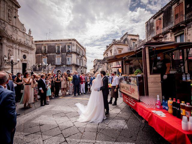 Il matrimonio di Marisa e Ignazio a Acireale, Catania 44