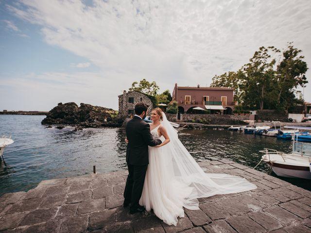 Il matrimonio di Marisa e Ignazio a Acireale, Catania 45
