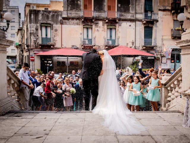Il matrimonio di Marisa e Ignazio a Acireale, Catania 89
