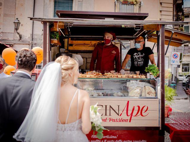 Il matrimonio di Marisa e Ignazio a Acireale, Catania 90