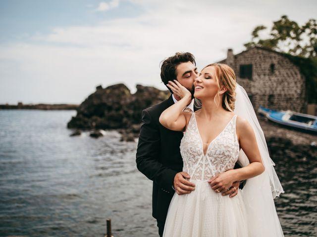 Il matrimonio di Marisa e Ignazio a Acireale, Catania 92
